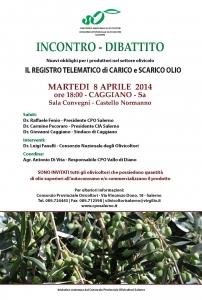 INCONTRO DIBATTITO 8 APRILE 2014